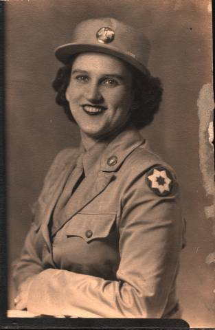Harriet Maude Griffith Jones
