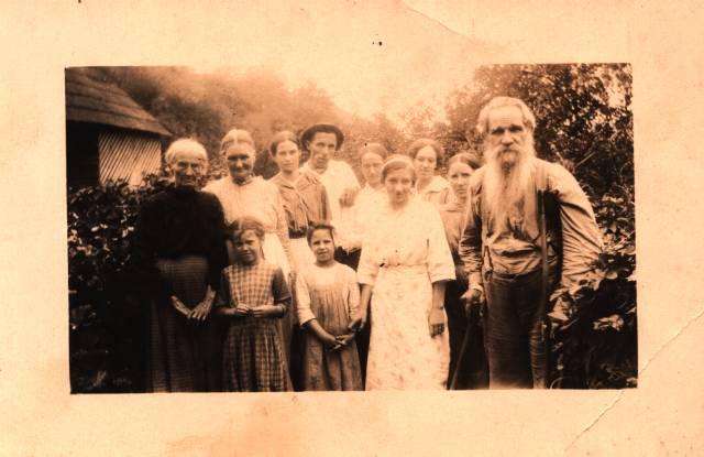 Elkanah Smith Family