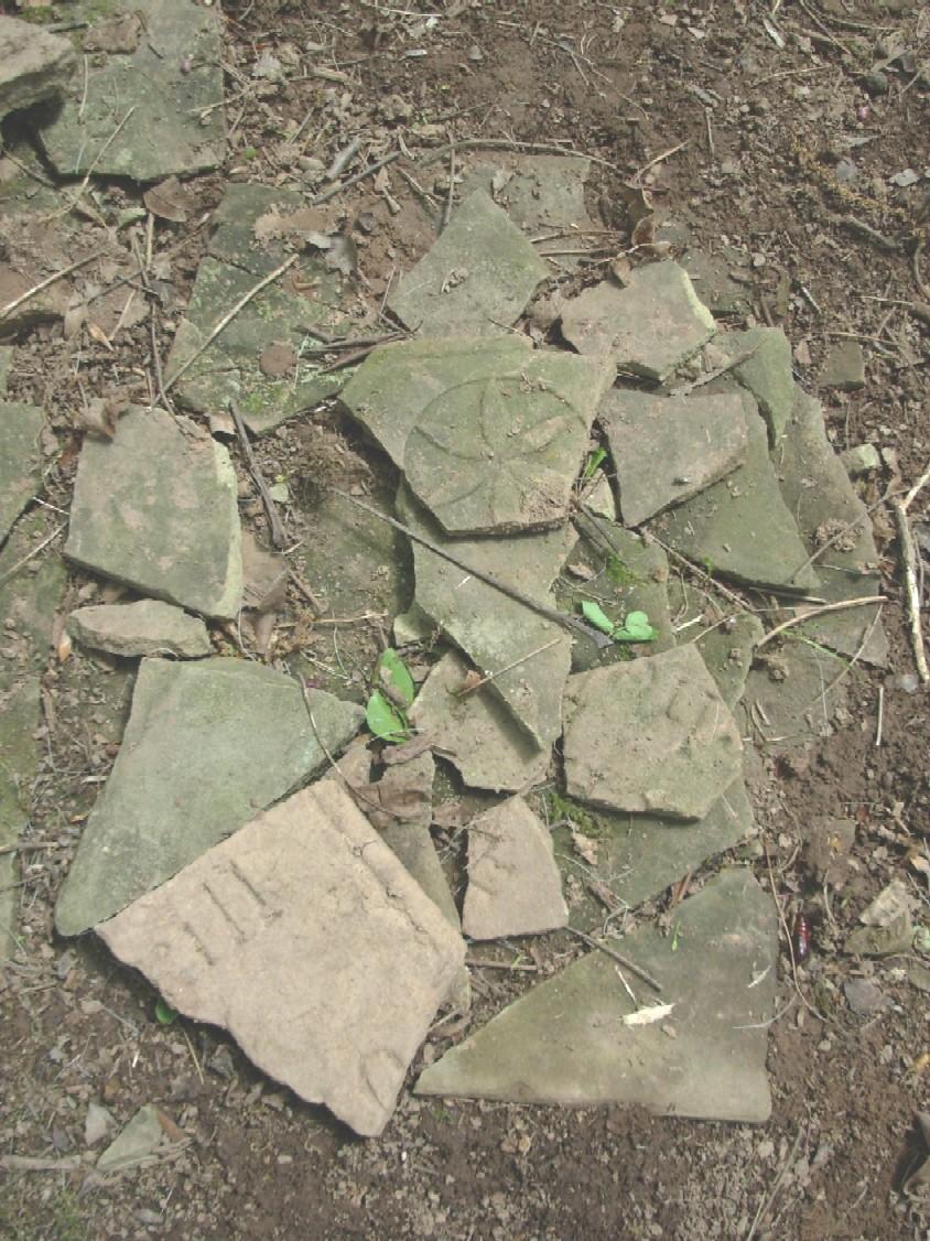 Cottrill Cemetery Restoration Project - Rachel's Puzzle