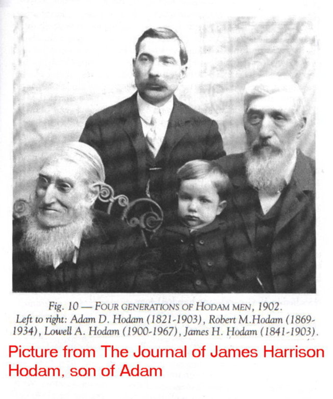 James Harrison Hodam