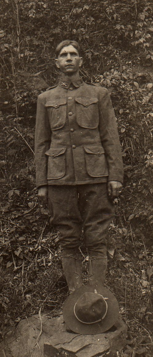 Dannie Solomon Moore - WWI