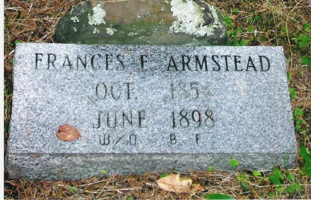 Frances Ellen Naylor Armstead