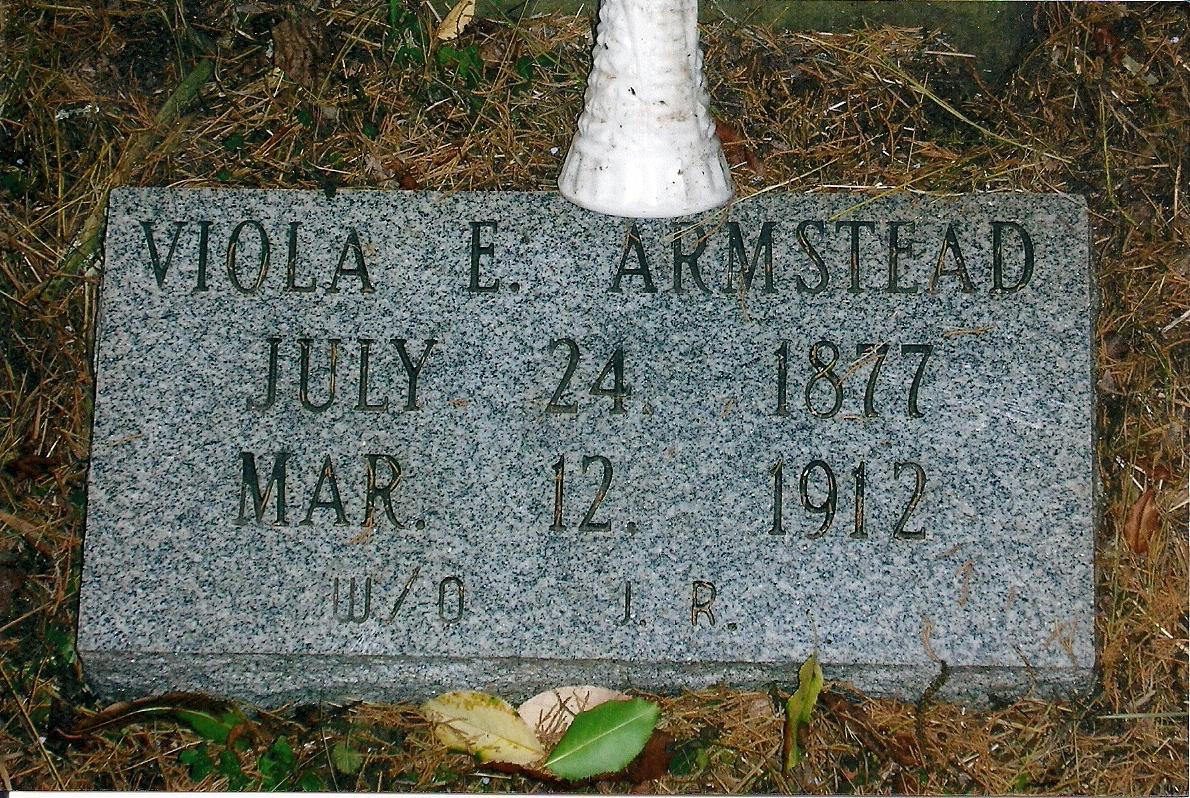 Viola Elizabeth Nichols Armstead
