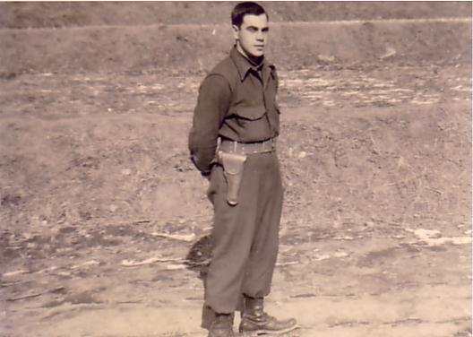 Woodrow C Taylor Korean War 1953/54