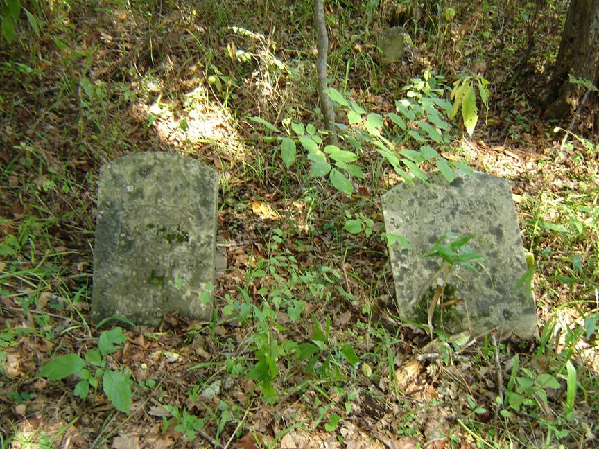 Harper, Armstead & Rachael Headstones