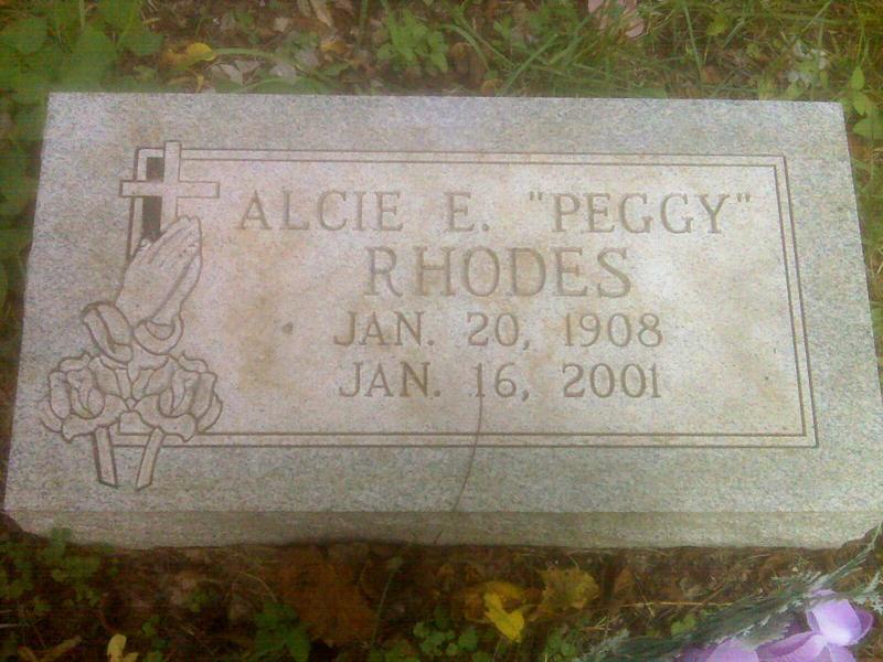 Alcie Rhodes