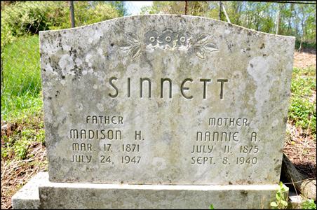 Madison and Margaret Nichols Sinnett