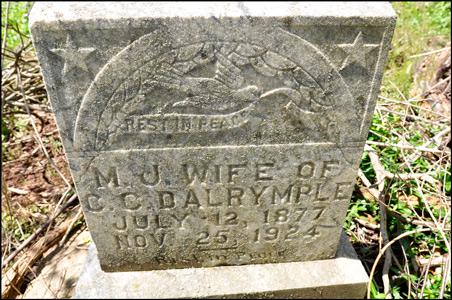Margaret Jane Sinnett Dalrymple