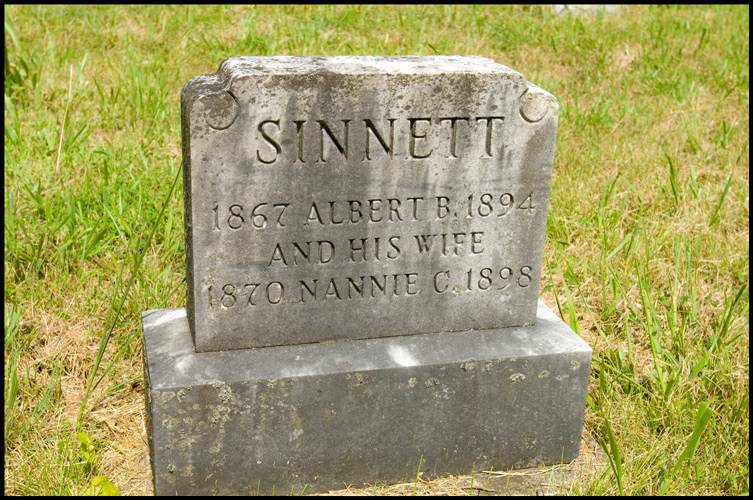 Albert Benson Sinnett