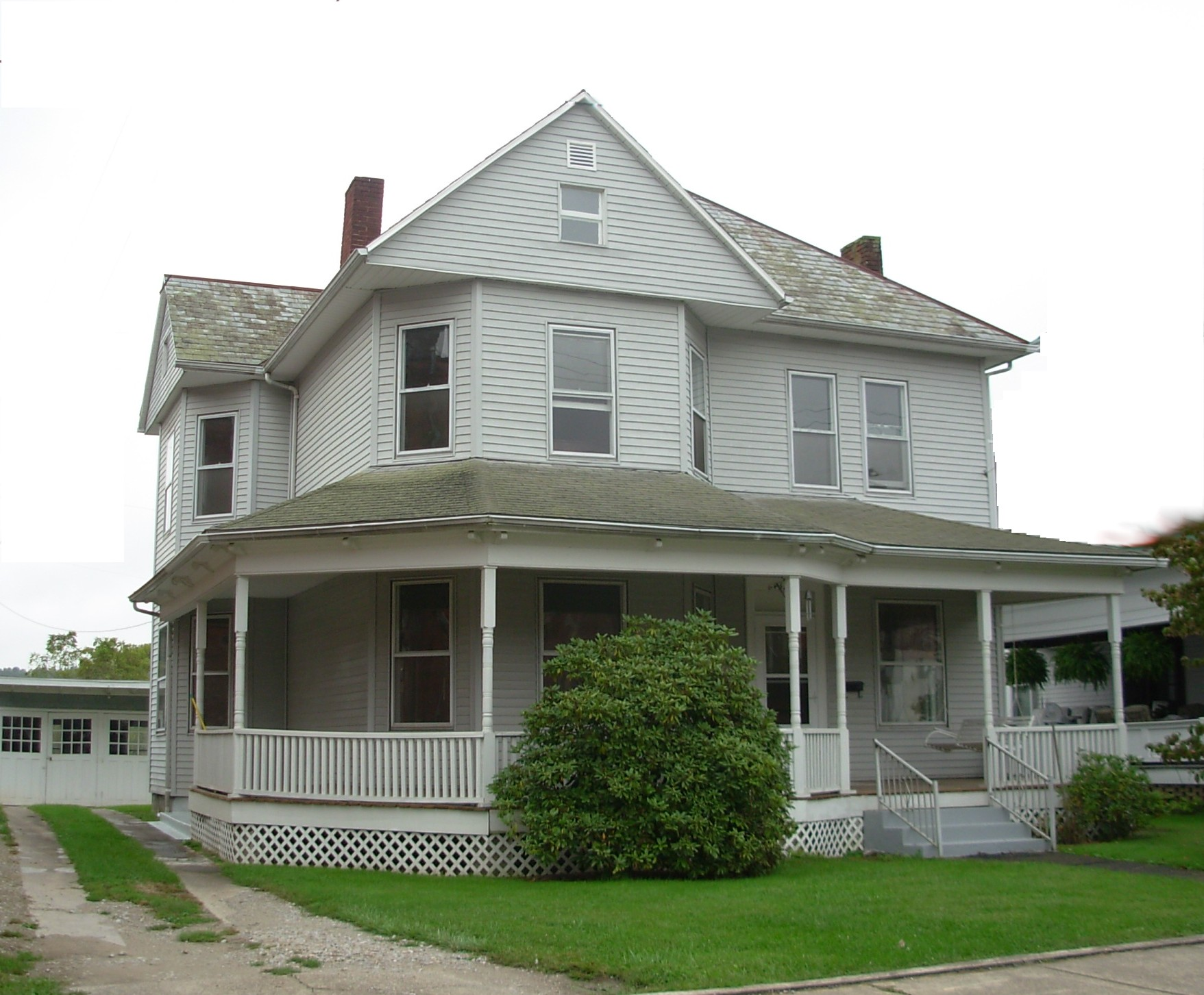The T. R. Simmons House