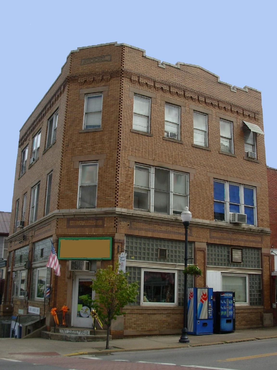 The Riddle Building