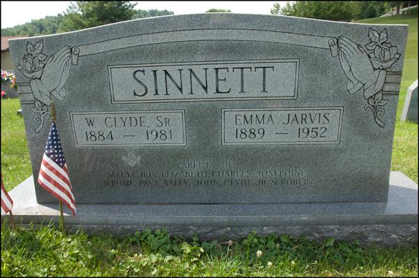Clyde Sinnett Sr.