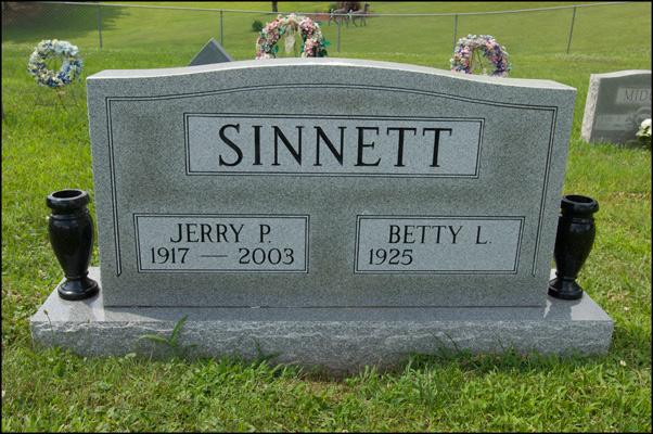 Jerry Sinnett