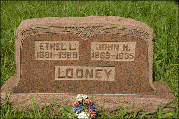 John H. Looney and Ethel L.