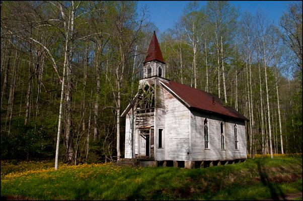 Round Knob Church