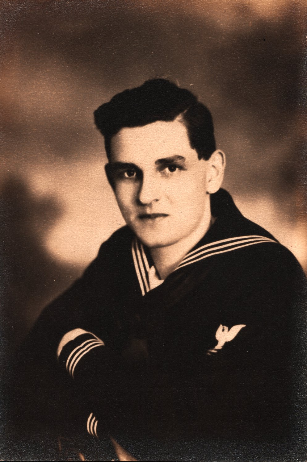 Brooks Griffith -- WWII Navy