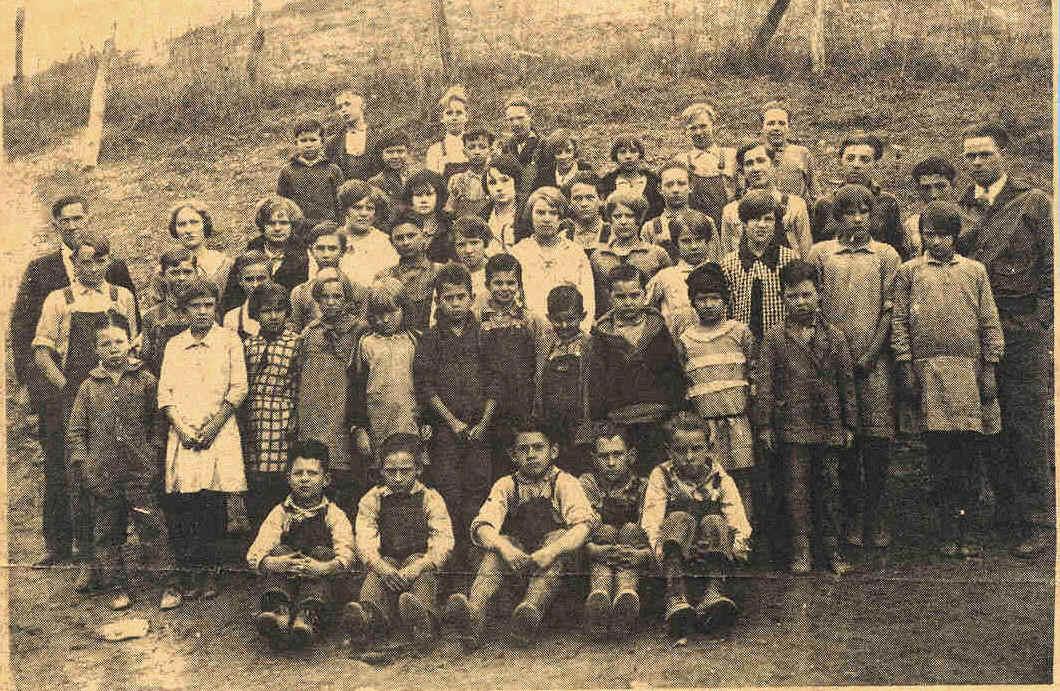 Newton Grade School 1924