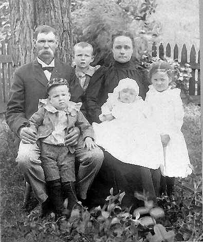 Ephraim Hess family