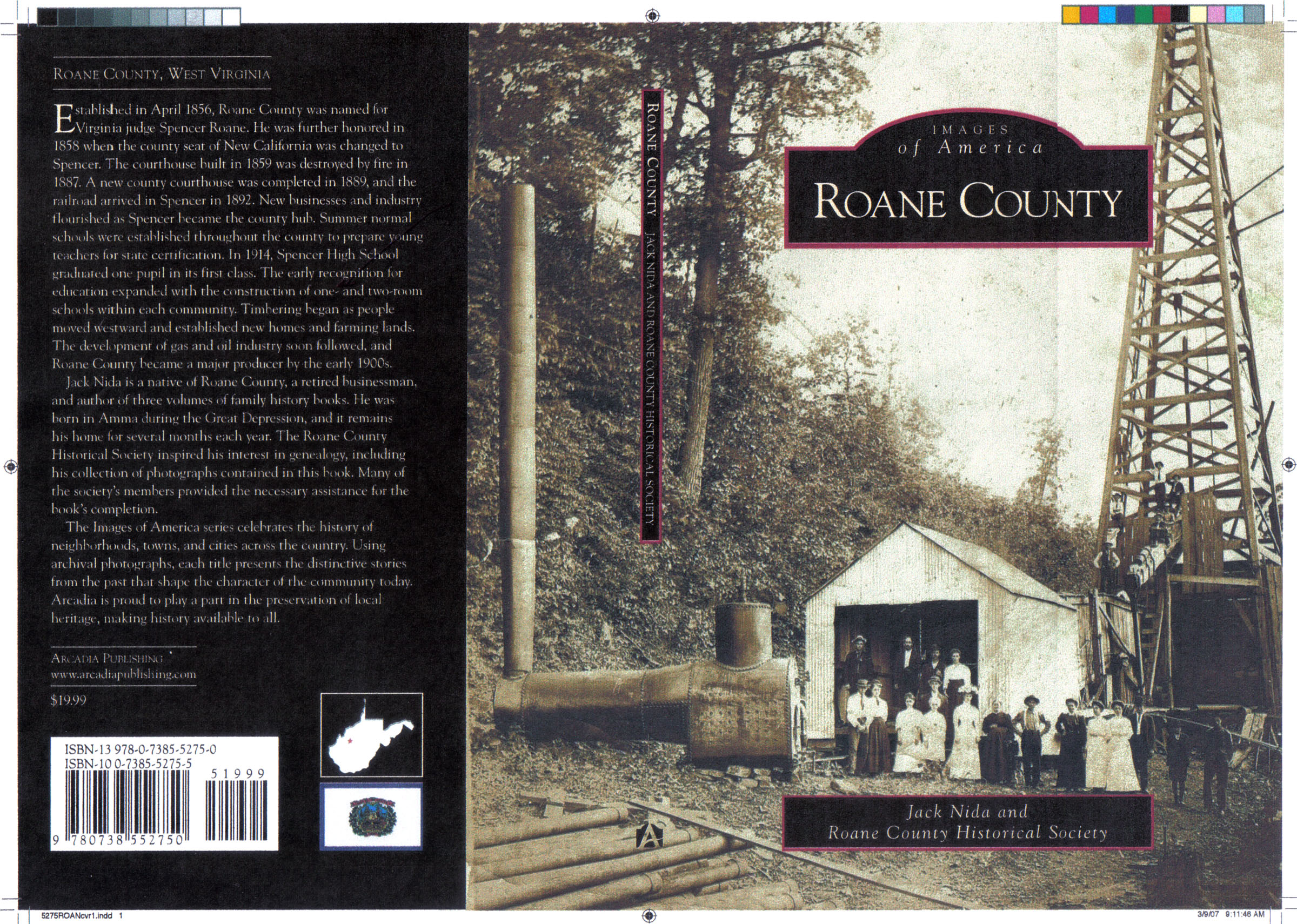 IMAGES OF ROANE COUNTY - now available