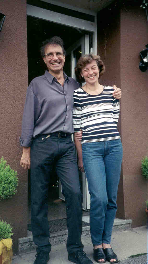 Kurt & Regina von Nida, Kleinfischlingen, Germany