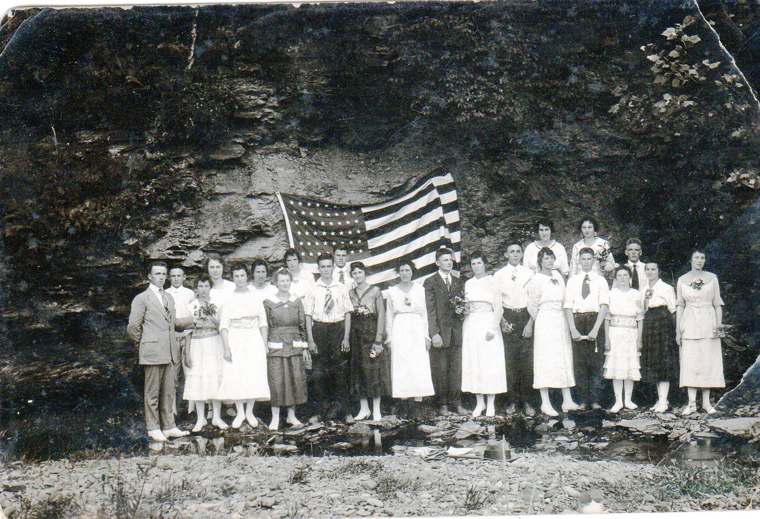 Uler (Roane Co.) Summer Normal School - 1918