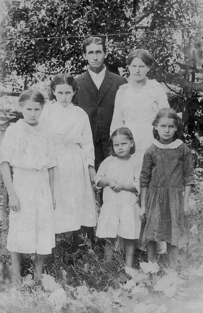 William Y.H. Salyers family