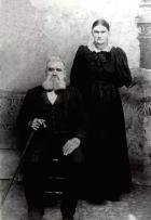 James Madison Keen and Nancy (King) Keen