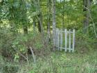 Harper Cemetery Gate