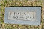 Festus T Sinnett