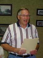 "Mike Hill presents ""Family Genealogy"" program"