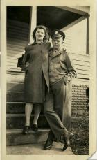 Ruth Ogden and Lester Hildreth