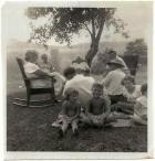 Gathering at Ogden family home