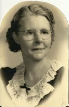 Lottie Caldwell Hickel