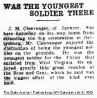 Gettysburg reunion article 1913